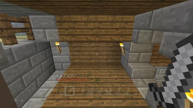 村の新教会_拝廊上の小部屋